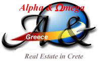 Alpha & Omega. Property in Crete